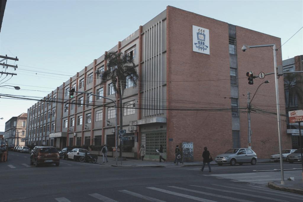 Prédio do Campus I da UCPel